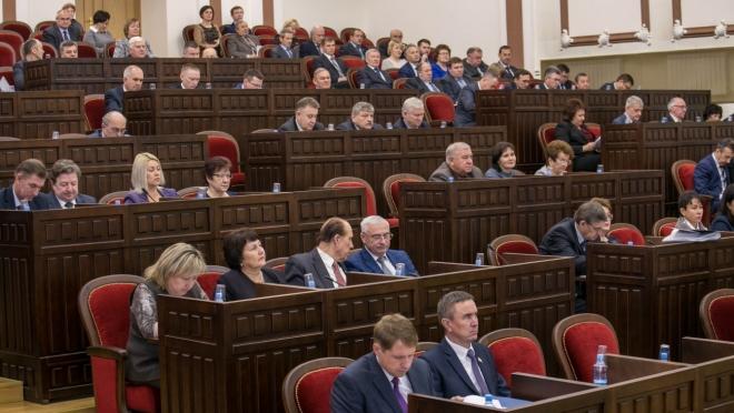 В Йошкар-Оле в 10 часов откроется тридцать седьмая сессия Госсобрания