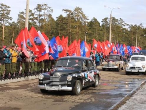 В Йошкар-Оле появится 200-метровая копия Знамени Победы