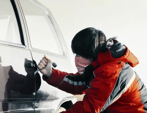 Автоледи лишилась 95 тысяч рублей