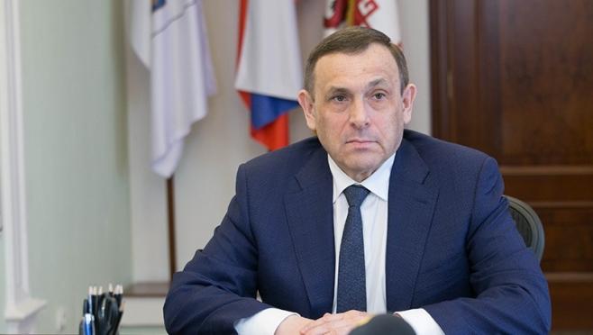 Александр Евстифеев занимает 22 место в «Народном рейтинге губернаторов»