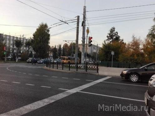 ОНФ обратился в мэрию Йошкар-Олы с просьбой устранить недостатки в освещении