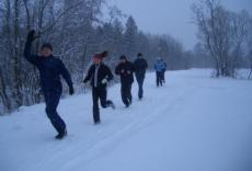 В Йошкар-Оле состоится первый легкоатлетический забег в году