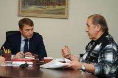 Депутат Госдумы Владимир Шемякин провел в Марий Эл «региональную неделю»