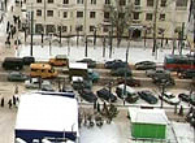 В первой декаде марте на улицах столицы Марий Эл увеличится количество грузового автотранспорта