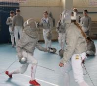 Юные фехтовальщики Марий Эл обошли команды из Санкт-Петербурга и Ульяновска