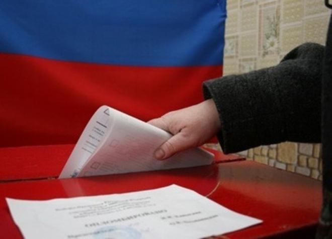 Проголосовавшим избирателям будут ставить метку на большом пальце левой руки