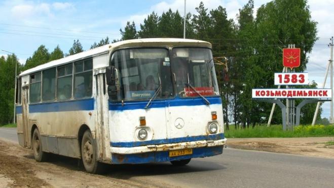 Прокуратура обратила внимание на безопасность автовокзала в Козьмодемьянске