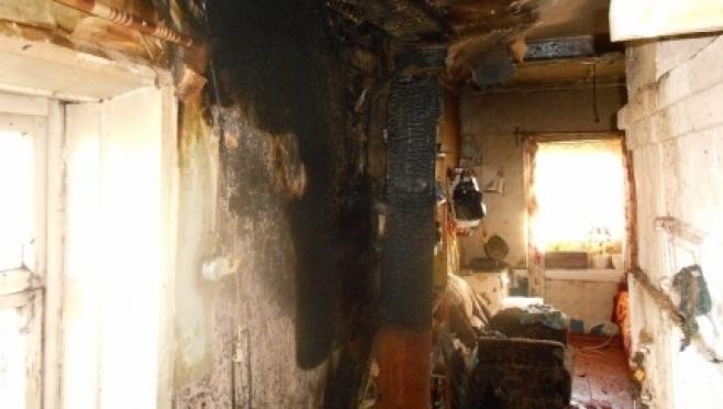 Электрический чайник стал причиной пожара в Килемарском районе