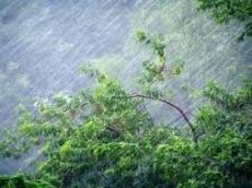 В Марий Эл в субботу возможны грозы, ливни и местами град