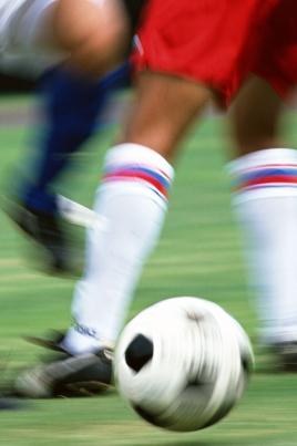 Первенство России по футболу среди юношей постер