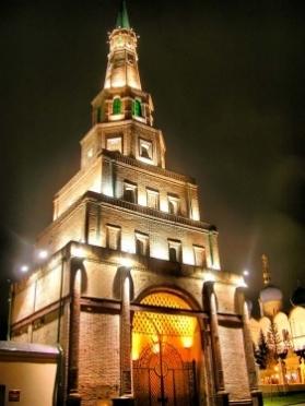 Казань признана третьим городом для влюбленных