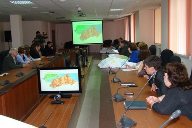 В Марий Эл создана цифровая карта полезных ископаемых