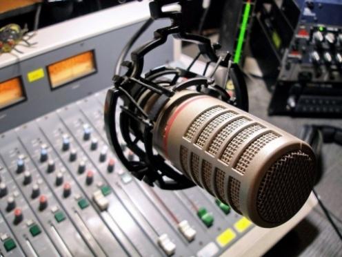 Служители «микрофона и пульта» отмечают День Радио