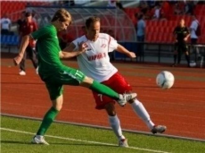«Спартак» (Йошкар-Ола) в новом сезоне сыграет с казанским «Рубином-2»