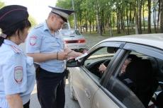 В Йошкар-Оле начались проверки автомашин с детьми