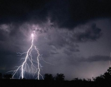 Ураган промчался над Параньгой (Марий Эл)