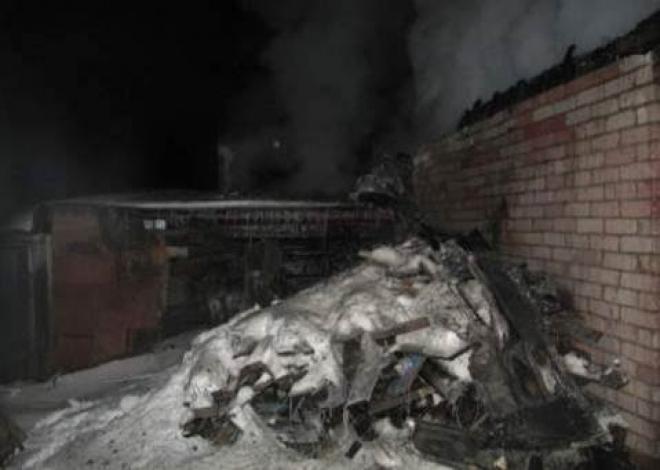 Среди жертв серьезного пожара в Марий Эл оказались двое детей