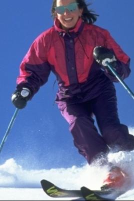 XXXII Открытая Всероссийская массовая лыжная гонка «Лыжня России – 2014» постер