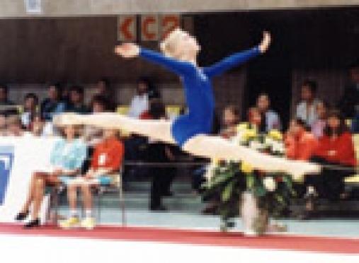 Спортсменки Марий Эл отличились на Первенстве России по спортивной гимнастике