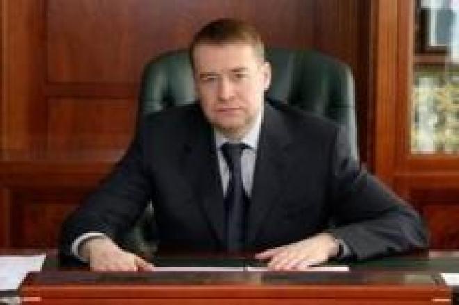 Леонид Маркелов провел деловую встречу с представителем Белорусского посольства