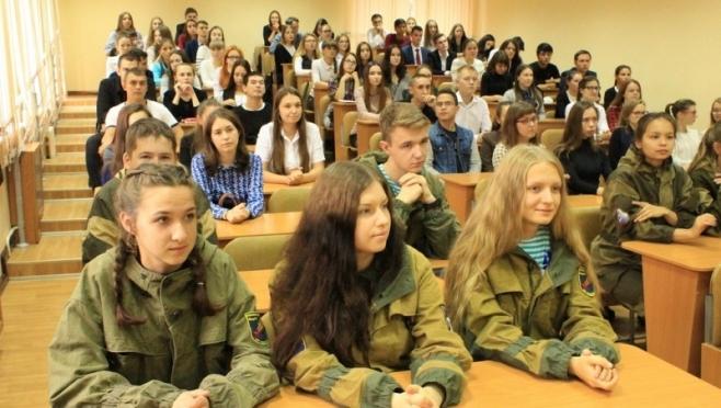 Активистам поискового движения вручили медали Министерства обороны России