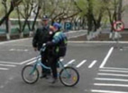 Велосипедисты столицы Марий Эл попали под особый контроль силовиков