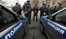Накануне Дня защитника Отечества молодые полицейские приняли присягу
