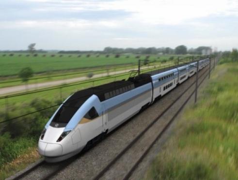 Высокоскоростная железнодорожная магистраль внесена в схему территориального планирования России
