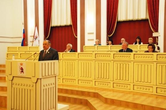 Депутаты приведут республиканское законодательство в соответствии с федеральным