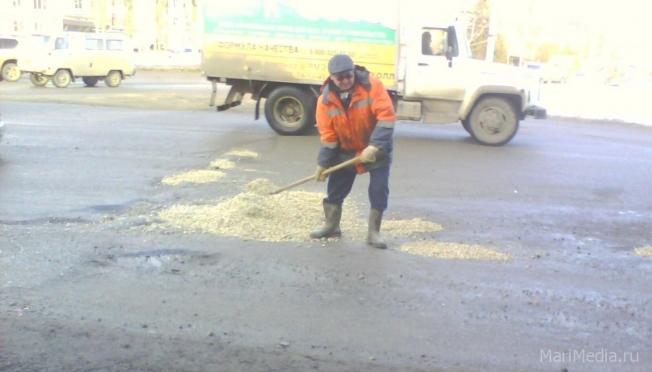 Разбитые дороги как повод для отставки мэра города
