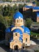 Строительство часовни в честь Святителя Николая Чудотворца на пересечении йошкар-олинских улиц Успенская и Первомайская будет закончено во второй половине декабря