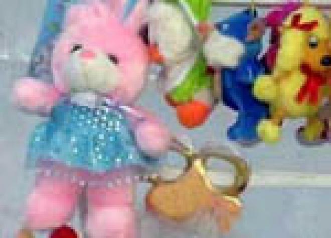Эпидемиологи Марий Эл остались недовольны качеством китайских игрушек