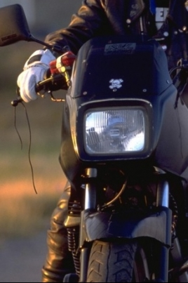 Чемпионат России по эндуро на мотоциклах постер