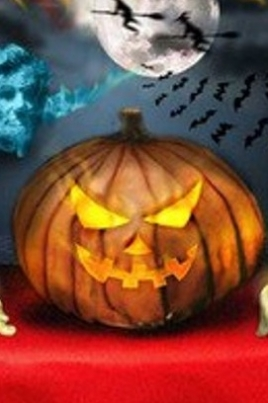 Halloween в Баккаре постер