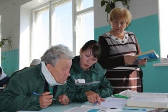 Выпускники школ исправительных колоний сдали экзамены без «двоек»