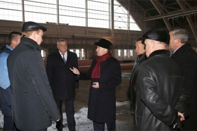 В 1 миллиард 100 миллионов рублей обойдется в итоге строительство легкоатлетического манежа в Йошкар-Оле