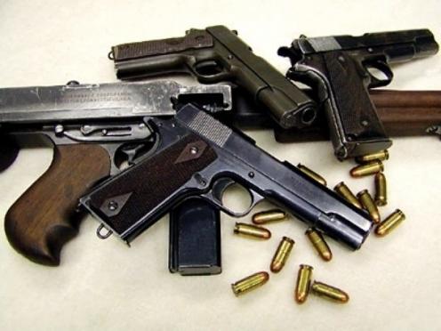 Силовики предлагают жителям Марий Эл заработать на оружии