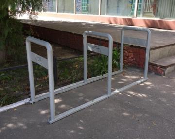 Удобная велопарковка