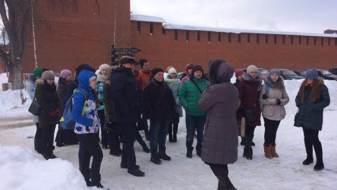 21 февраля — пешеходная экскурсия по Йошкар-Оле на марийском языке