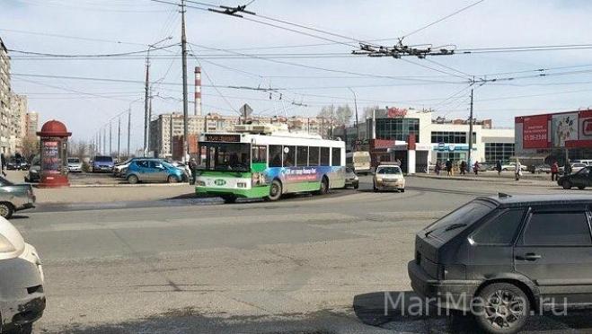 Новая система оплаты проезда должна увеличить выручку МП «Троллейбусный транспорт»
