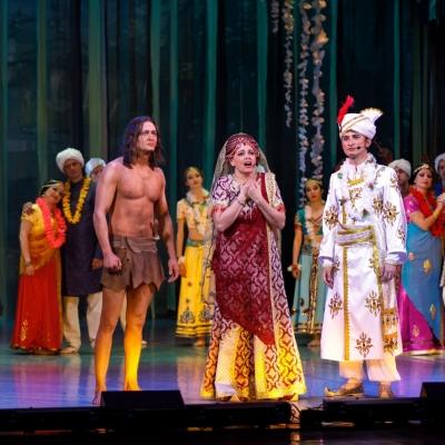 Маугли и Лия: история любви