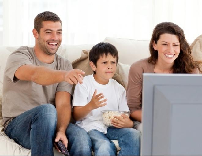 Кто смотрит телевизор?