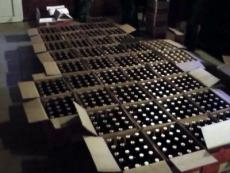 Несчастливый номер «777»: в Йошкар-Оле изъяли более 10 тонн контрафактного портвейна