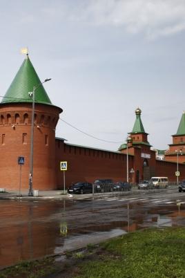 Царевококшайский Кремль постер
