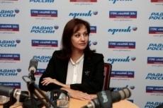 Поздравление директора ГТРК «Вятка» Ирины Русских