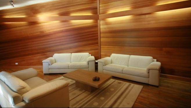 Виды деревянной обшивки