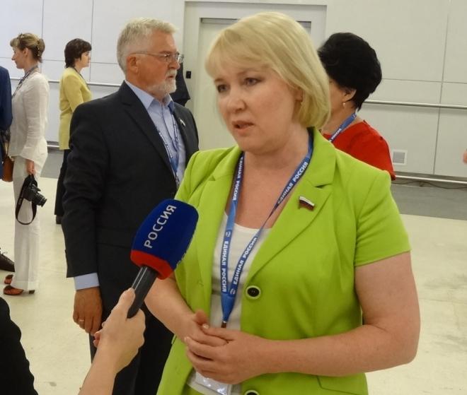 Партия «Единая Россия» выбрала своих кандидатов