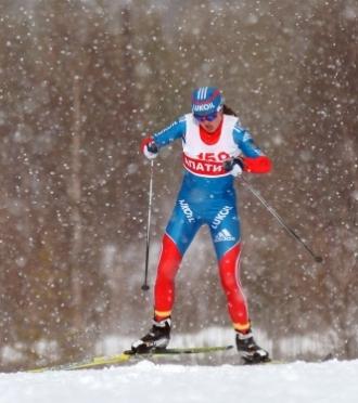 Уроженка Куженерского района выступила на престижных лыжных соревнованиях