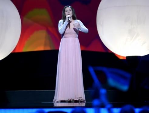Дина Гарипова против скандала по поводу ее выступления на «Евровидении-2013»