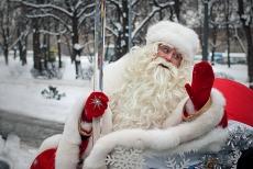 В новогоднем турне Деда Мороза — ПФО